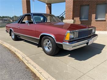 Sharp 1981 Chevrolet ElCamino