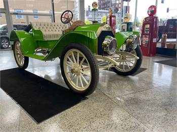Extremely rare 1911 K-R-I-T Roadster