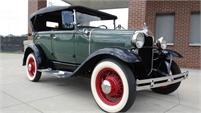 1930 Ford Model A Phaeton