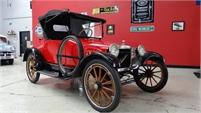 1917 Saxon B5R Roadster