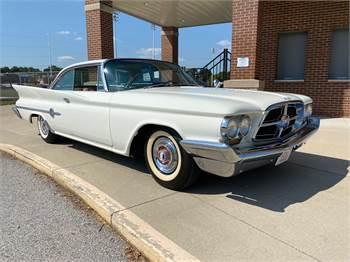 Rare 1960 Chrysler 300F