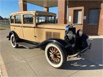 1930 Plymouth - 4 Dr. Sedan