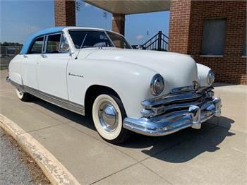 Beautiful Rare 1949 Kaiser Virginian